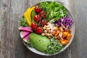 vegetarisch eten goed voor het milieu